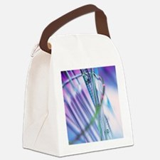 Pipettes - Canvas Lunch Bag