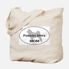 Finnish Spitz MOM Tote Bag