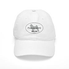 Finnish Spitz MOM Baseball Baseball Cap