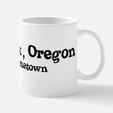 Otter Rock - Hometown Mug