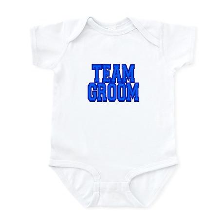 Team Groom Infant Bodysuit