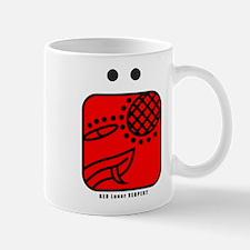 RED Lunar SERPENT Mug