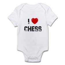 I * Chess Infant Bodysuit