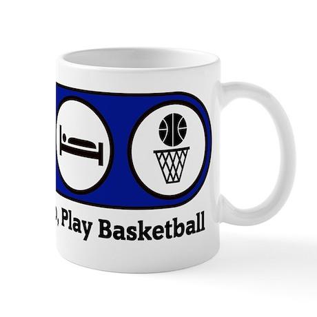 eatsleep-basketball Mugs