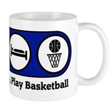 eatsleep-basketball Mugs