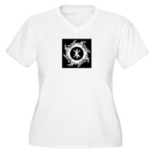 The Symbol Of the Black Order Plus Size T-Shirt