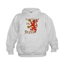 Scotland the Brave Boxing Hoody