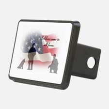 K-9 soldiers Hitch Cover