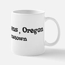 Mount St Helens - Hometown Mug