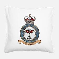 1 EFTS RAF Square Canvas Pillow