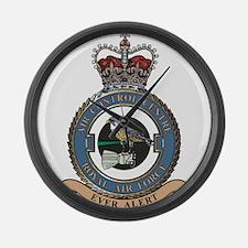 1 Air Control Centre RAF Large Wall Clock