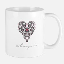 Love Marjorie Small Small Mug