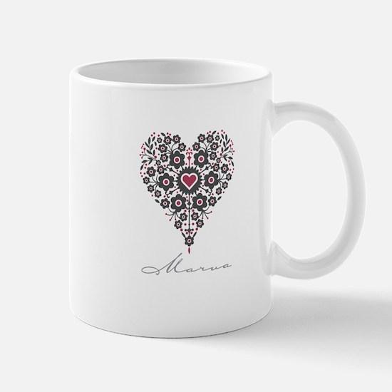 Love Marva Mug
