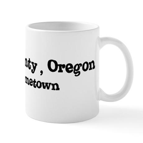 Morrow County - Hometown Mug