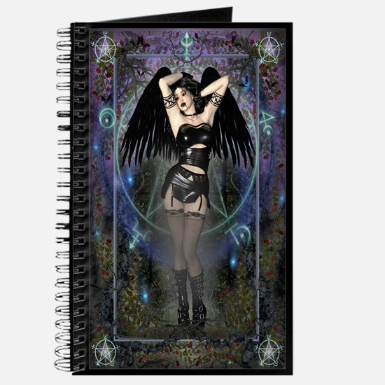 Gothic Angel - Notebook