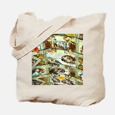 Sistine Chapel Ceiling Tote Bag