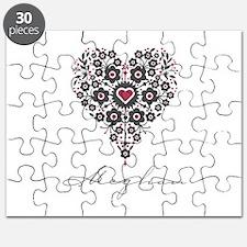 Love Meghan Puzzle