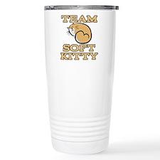 Team Soft Kitty Travel Mug