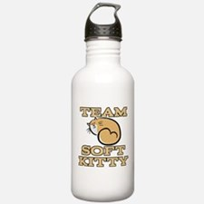 Team Soft Kitty Water Bottle