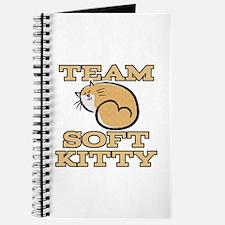 Team Soft Kitty Journal