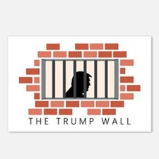 The Trump Wall Postcards (Package of 8)