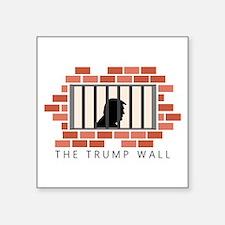 The Trump Wall Sticker