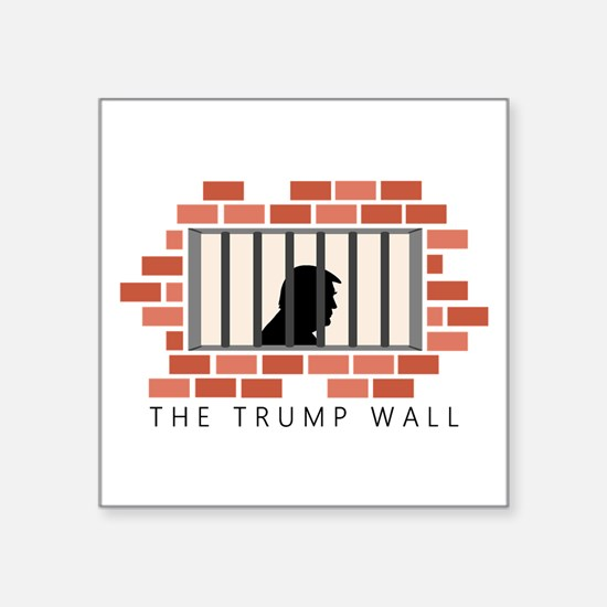 The Trump Wall Sticker