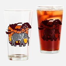 elefant (used) Drinking Glass
