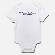NW Natural Gas - Hometown Infant Bodysuit