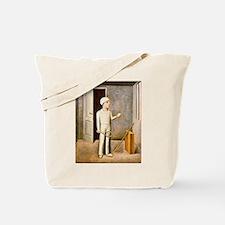 Carlo Carra Vintage Tote Bag