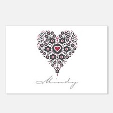 Love Mindy Postcards (Package of 8)