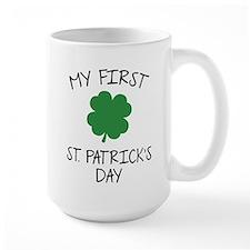 My First St. Patrick's Day Mug