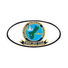 EOD Mobile Unit 5 Guam Patches