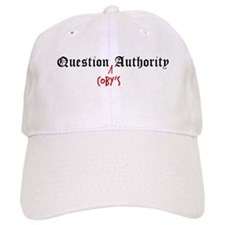 Question Coby Authority Baseball Cap