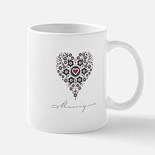Love Monique Small Small Mug