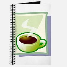 Art Deco Coffee Journal