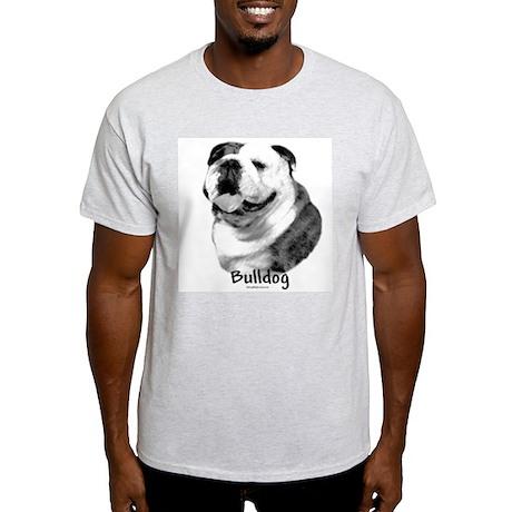 Bulldog 9 Ash Grey T-Shirt