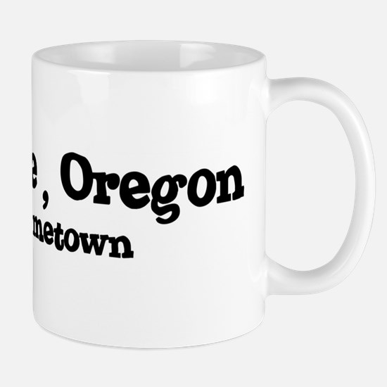 Milwaukie - Hometown Mug