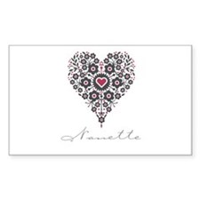 Love Nanette Decal