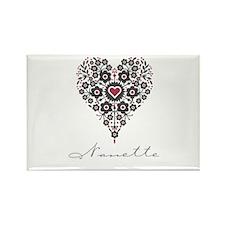 Love Nanette Rectangle Magnet (100 pack)
