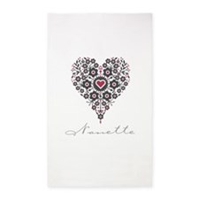 Love Nanette 3'x5' Area Rug