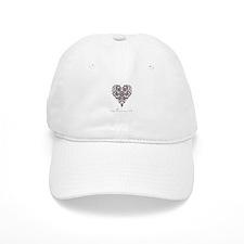 Love Nannie Baseball Hat