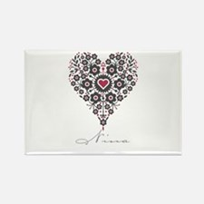 Love Nina Rectangle Magnet (10 pack)