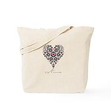 Love Nina Tote Bag