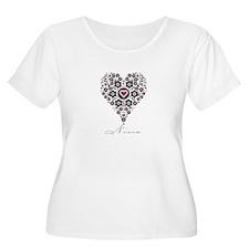 Love Nina Plus Size T-Shirt