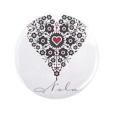 "Love Nola 3.5"" Button (100 pack)"