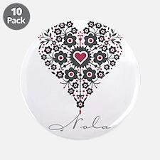 "Love Nola 3.5"" Button (10 pack)"