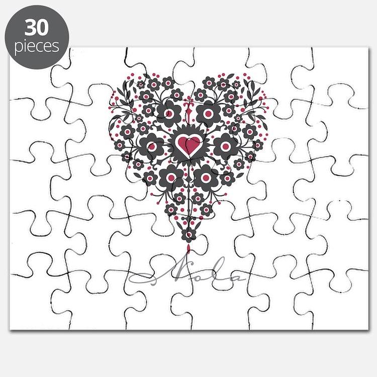 Love Nola Puzzle