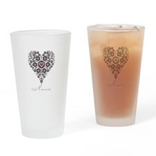 Love Nona Drinking Glass