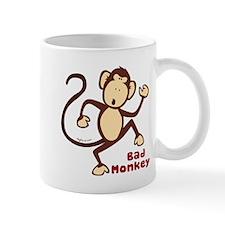 new-BADmonkey Mugs